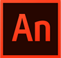 Adobe Animate CC logo (Flash Professional)